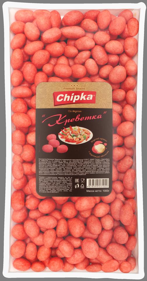 """Розничная упаковка арахиса в глазури""""Креветка"""", 1 кг"""