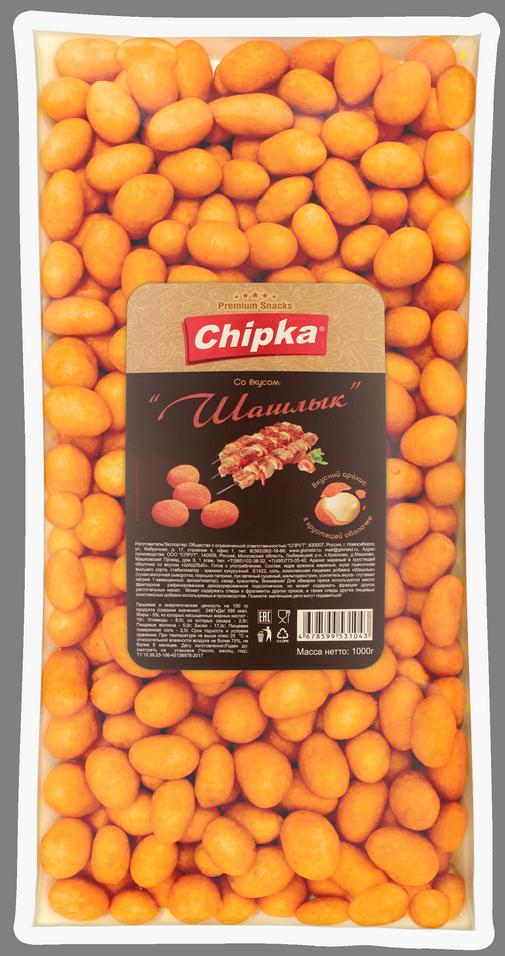 Арахис со вкусом шашлыка в упаковке 1 кг